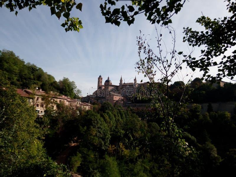 Urbino obraz royalty free