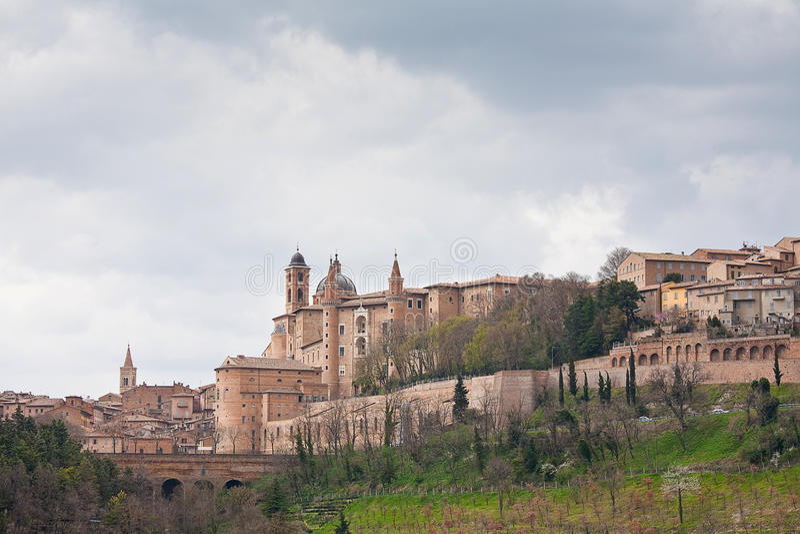 Urbino Stock Photo