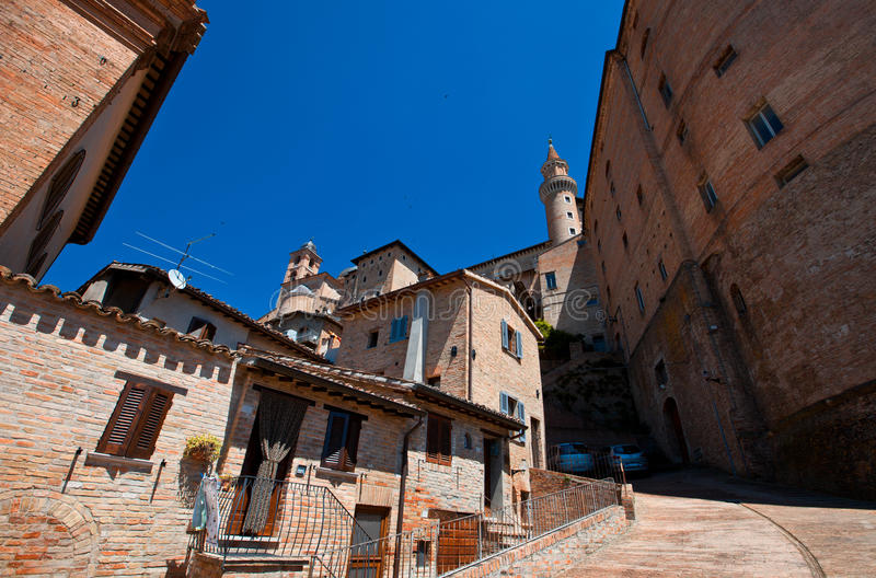 Urbino stockbilder