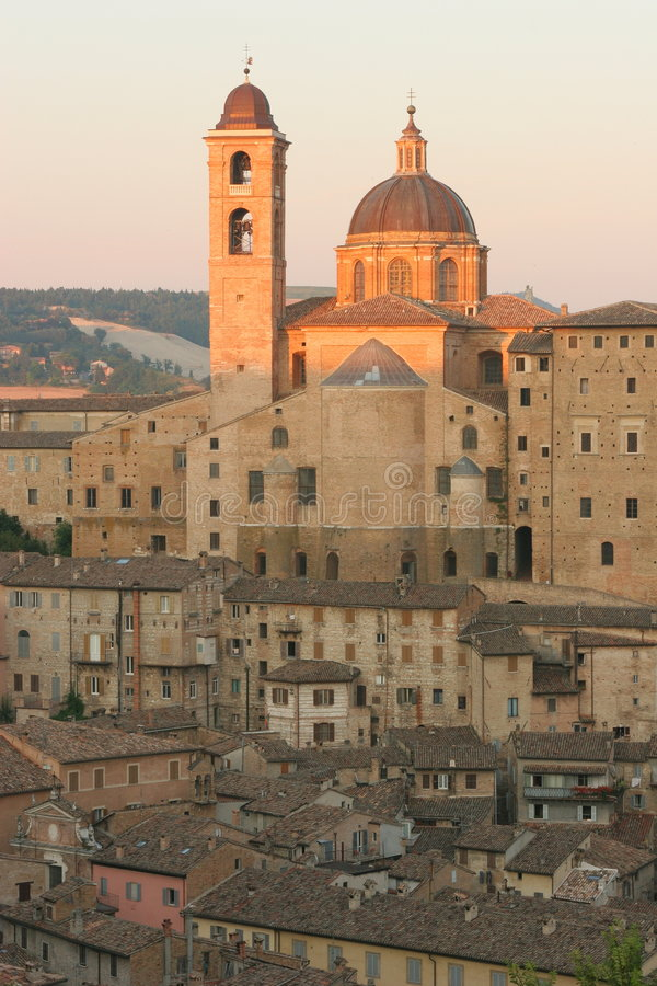 Download Urbino stock image. Image of medieval, ducale, history - 7789413