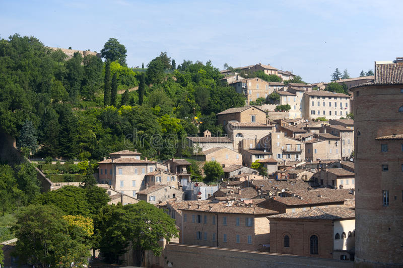 Download Urbino (Marches, Italy) - Old Buildings Stock Photo - Image: 20904260