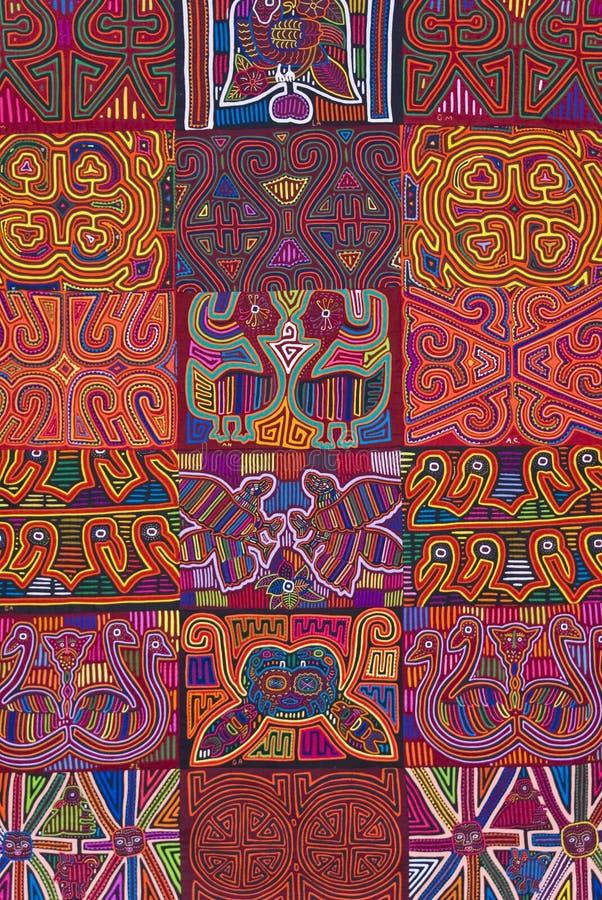 Ureinwohner-Kunst stockfoto