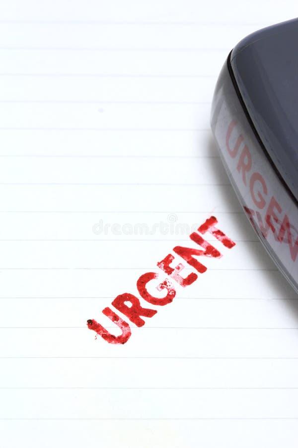 Download Urgent Stamp stock illustration. Image of decorative - 26562975