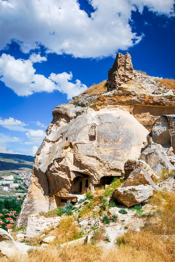 Urgup, Cappadocia, Turkey stock images