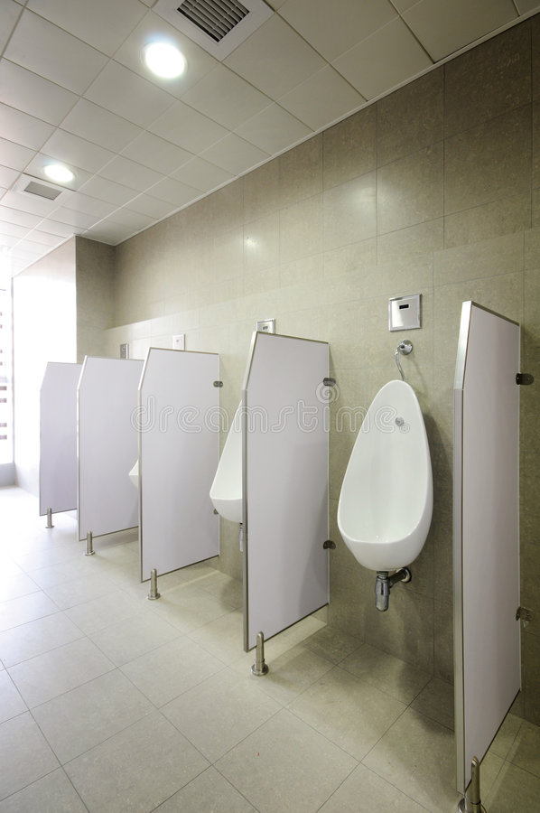 Download Urinal stock image. Image of carsey, stainless, modern - 8917483
