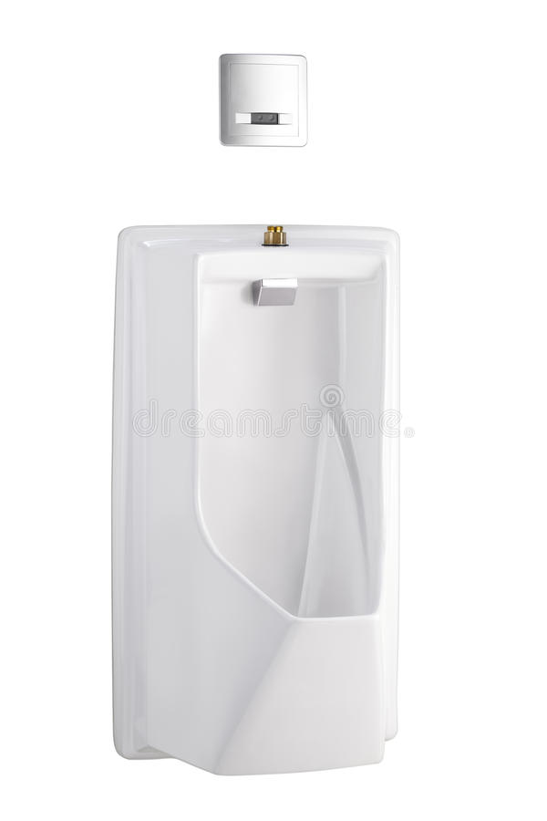 Download Urinal bowl for men stock photo. Image of color, domestic - 26732564