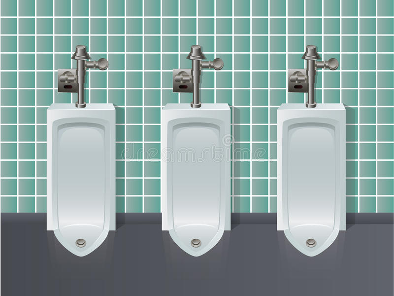 Urinal Illustration Royalty Free Stock Image Image 29227536