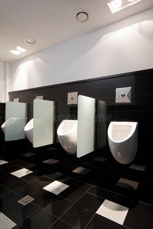 Download Urinal man clean toilets stock image. Image of closet - 25624217
