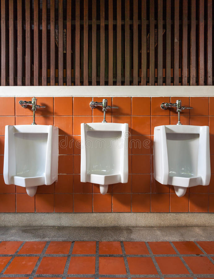 Download Urinal in public toilet stock photo. Image of urinate - 34475100
