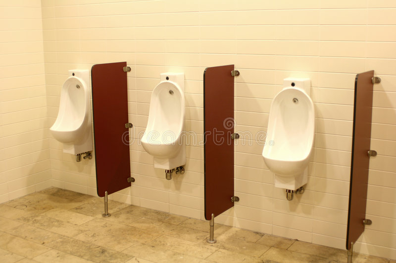 Download Urinals stock image. Image of unpleasant, room, intimate - 3752827
