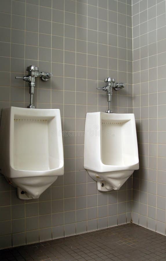 urinals стоковые изображения