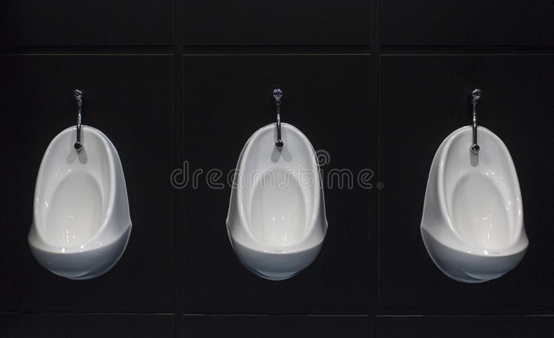 urinals стоковая фотография