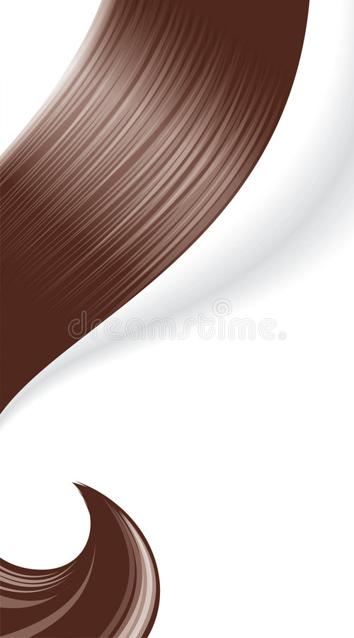Download Сurl hair. stock vector. Image of stylist, services, hair - 8992157