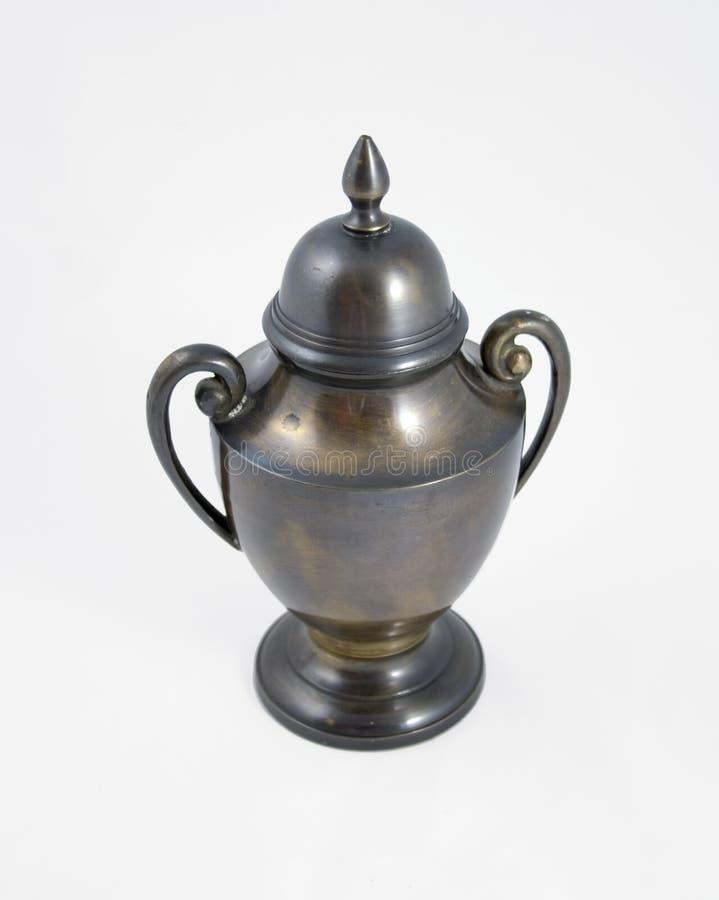 Urn de bronze #2 imagens de stock royalty free