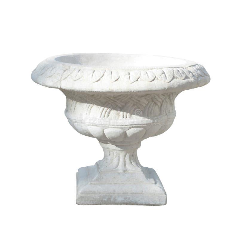 Urn de pedra clássico fotos de stock royalty free