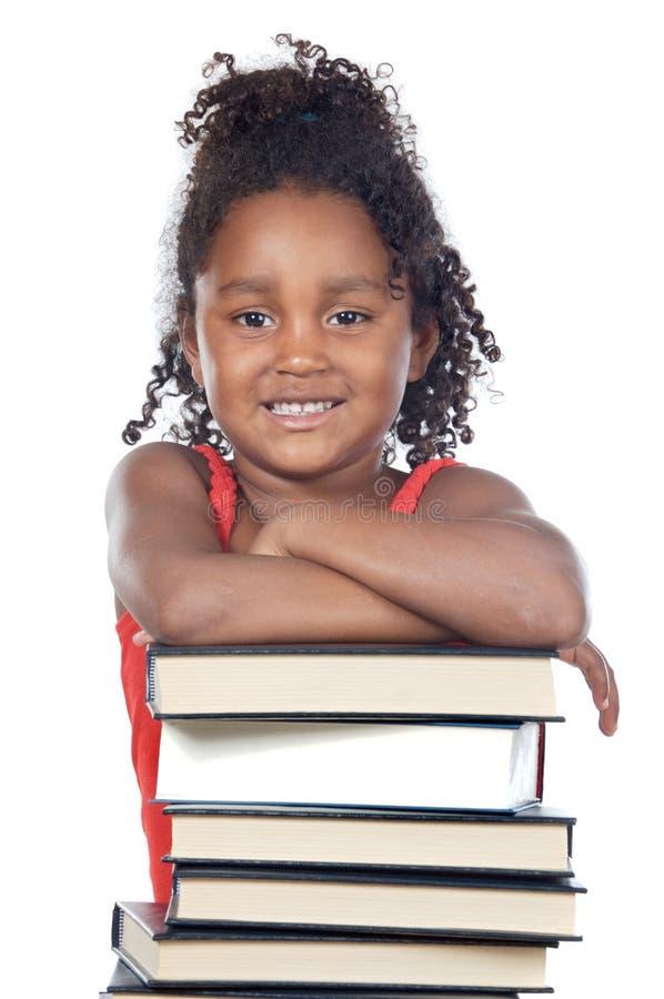 urocza dziewczyna ucznia obrazy royalty free