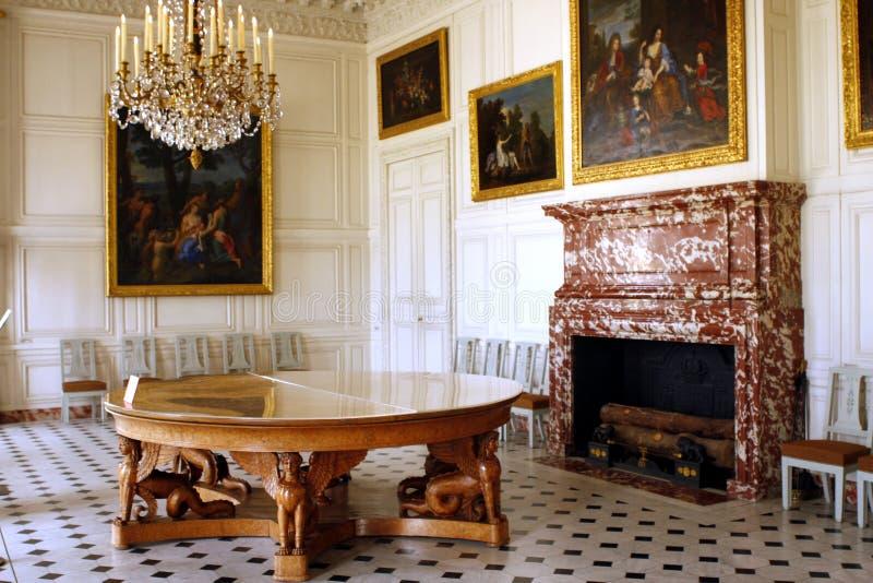 Uroczyści Trianon, Versailles - fotografia royalty free