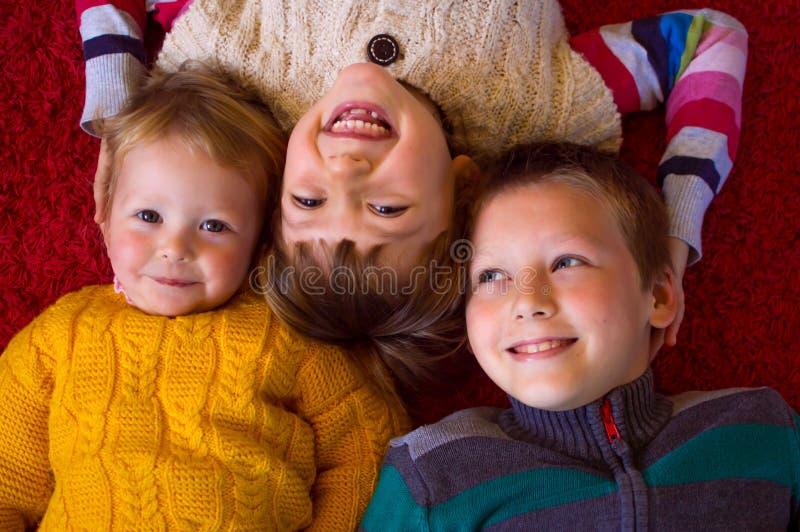 Uroczy dzieciaki zdjęcie royalty free
