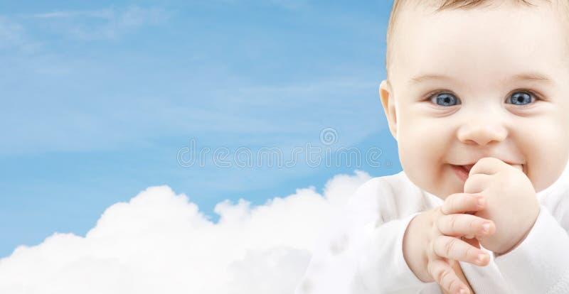Uroczy dziecko zdjęcie stock