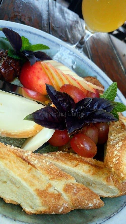 Uroczy przyprawiony, zdrowy i wyśmienicie posiłku kwit, zdjęcie stock