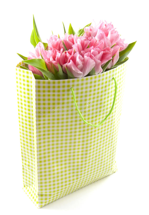 uroczy tulipany fotografia royalty free