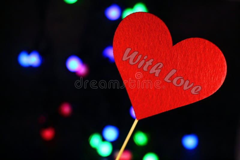 Uroczy wizerunek dla valentines dnia obrazy royalty free