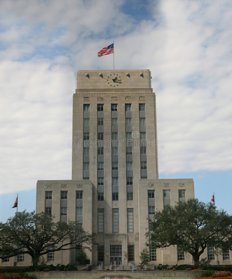 uroczysta miasto sala Houston wysoki zdjęcie royalty free