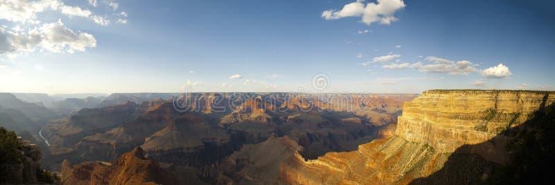 Uroczystego jaru panoramiczny widok, Arizona zdjęcie stock