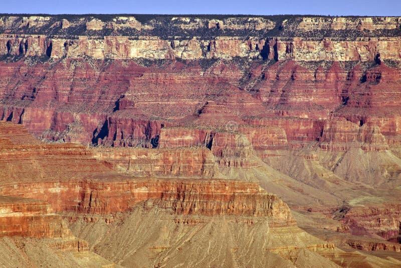 Uroczystego jaru park narodowy fotografia stock