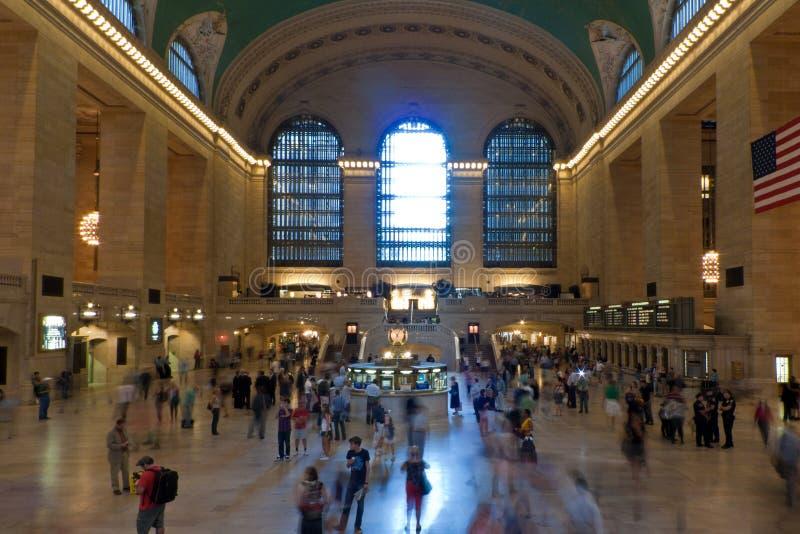 Uroczysty Środkowego Terminal Nowy Jork miasto obrazy stock