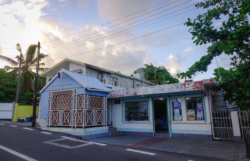 Uroczysty Baie, Mauritius fotografia royalty free