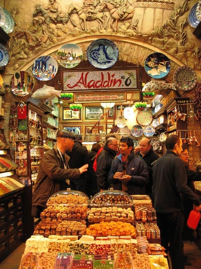 Uroczysty bazar obrazy stock