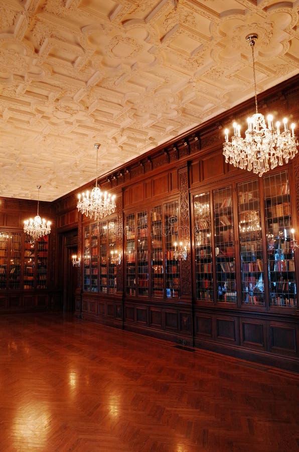 Uroczysty Hall przy Casa Loma w Toronto, Kanada fotografia royalty free