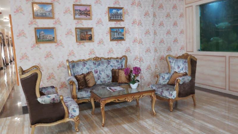 Uroczysty hotelowy Maros zdjęcie stock