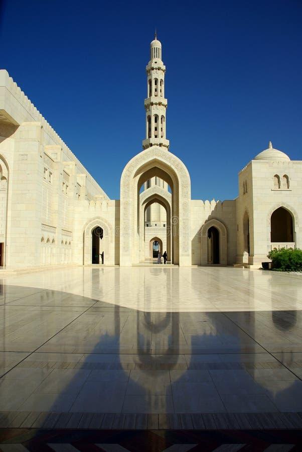uroczysty meczet obraz royalty free