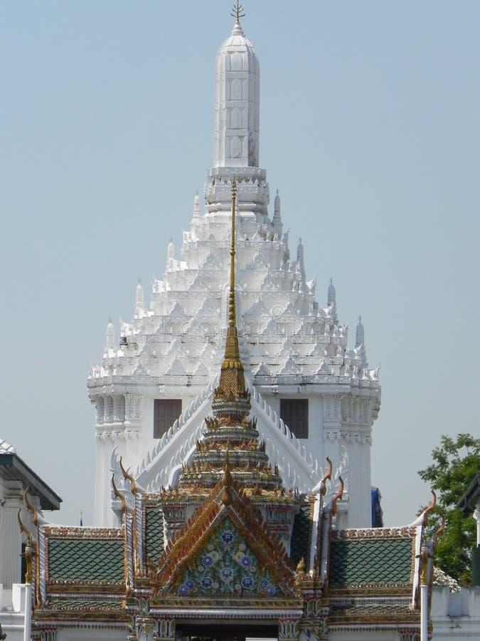 Uroczysty pałac Bangkok obrazy stock