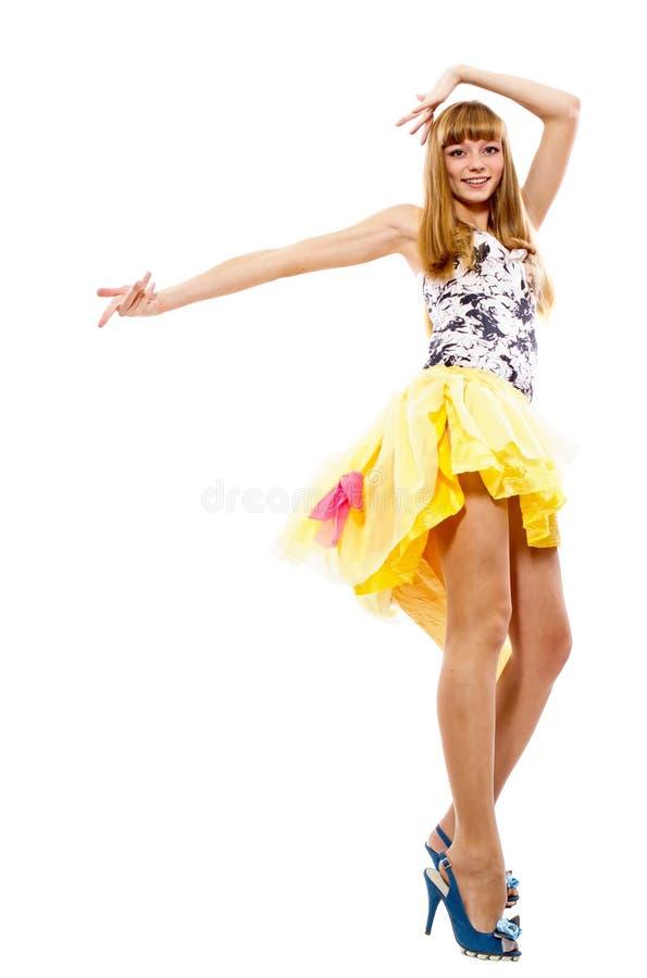 Uroczysty taniec obraz stock
