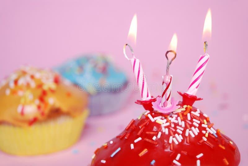 urodzinowi torty obrazy royalty free