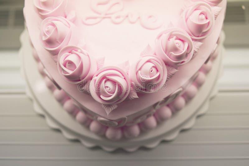 Urodzinowi torty, ciasto projekt fotografia stock