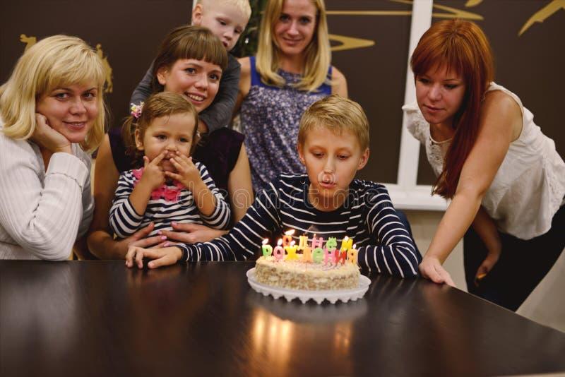 Urodziny obraz stock