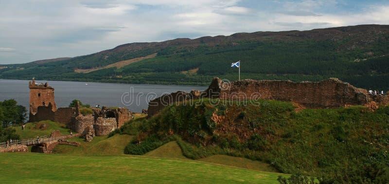 Download Urqhart castle stock photo. Image of urquhart, ramparts - 12402366