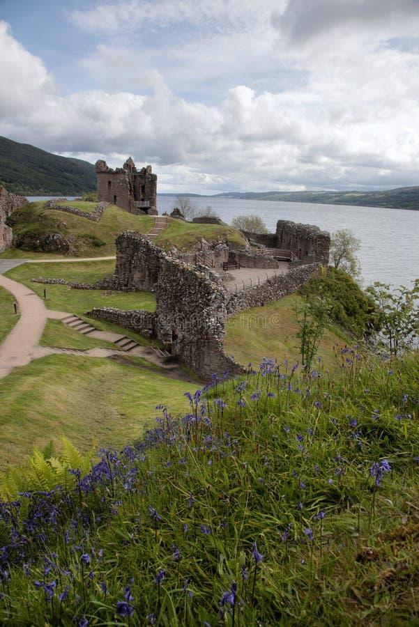 Free Urquhart Castle Stock Photo - 20668050