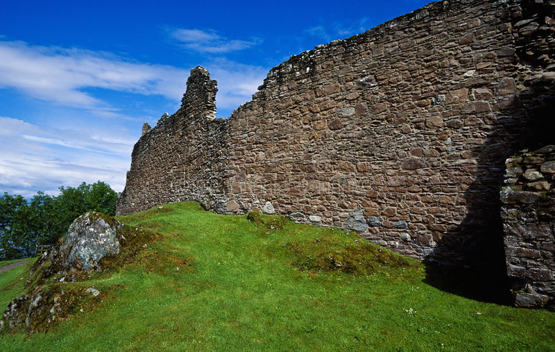 Download Urquhart Castle Stock Images - Image: 6376654