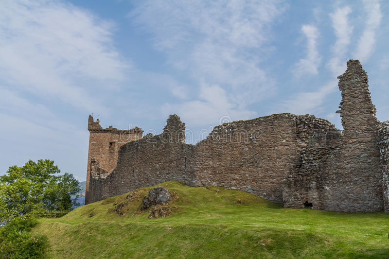 Download Urquhart Castle, Scotland stock image. Image of drumnadrochit - 83709213
