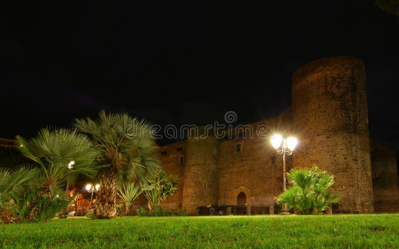 Ursino Castle / Sicily stock photos