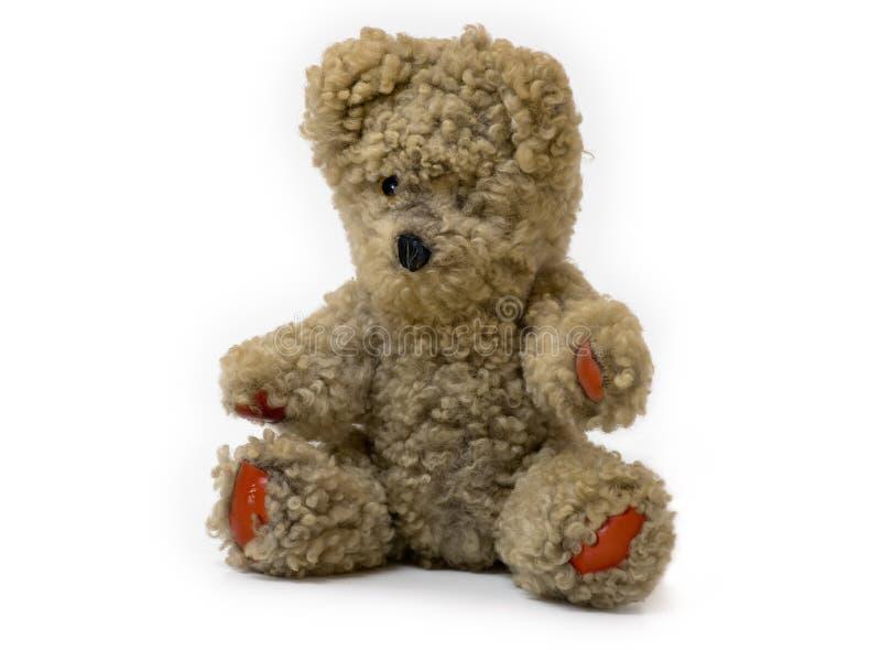 Urso da peluche - cinqüênta anos velho fotos de stock