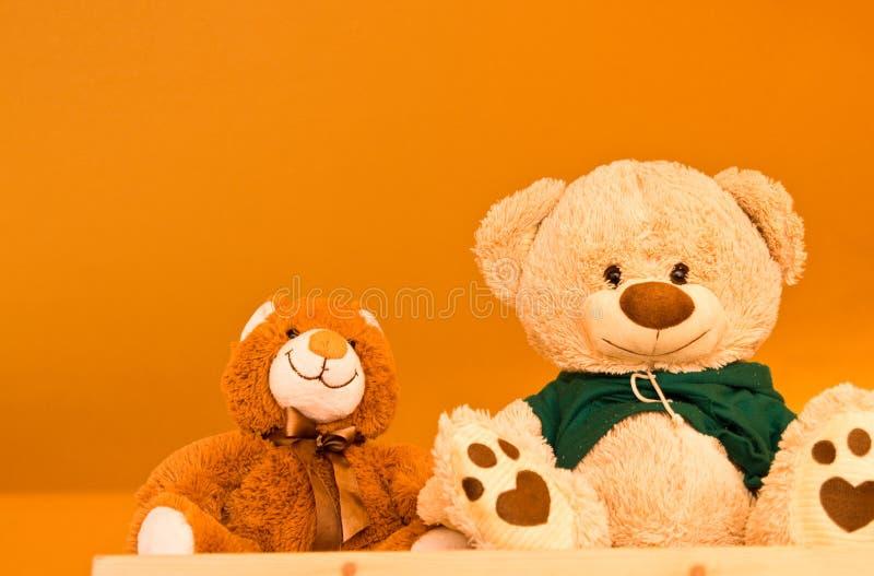 Ursos da peluche fotos de stock royalty free