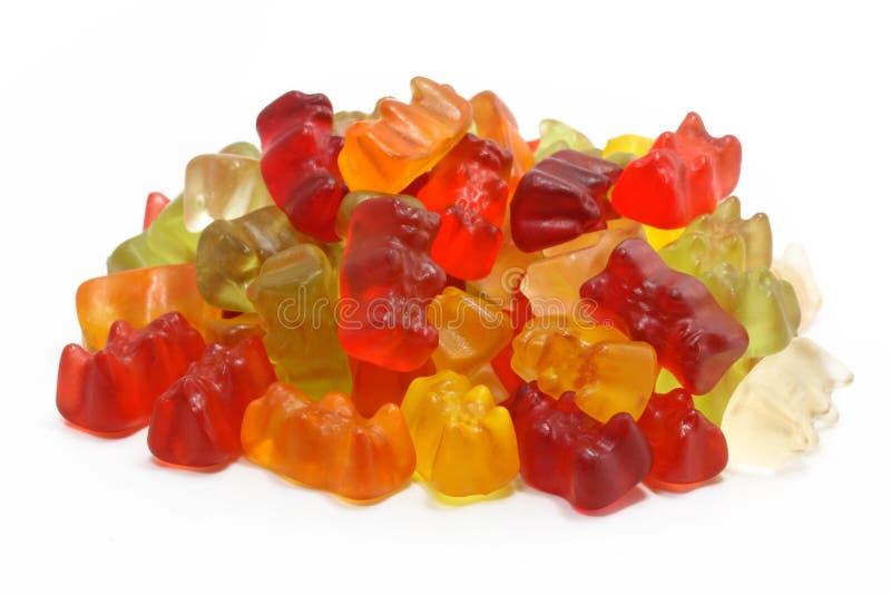 Ursos gomosos. fotos de stock