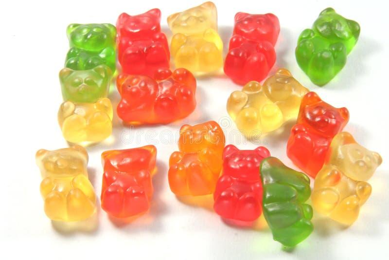 Ursos gomosos foto de stock royalty free