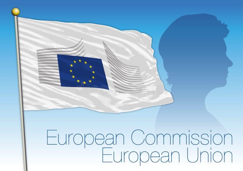 Ursula von der Leyen, nueva presidenta de la UE libre illustration